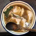 烈志笑魚油 麺香房 三く