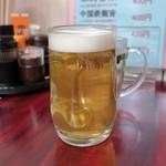 金国 - 生ビール