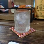 灯 - リモンチェッロソーダ割り