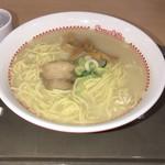 スガキヤ - 料理写真:ラーメンデフォルト  大盛り ¥420