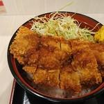 かくや - ソースカツ丼