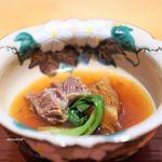 肉屋 雪月花 NAGOYA - 宮城フカヒレと頬肉の煮込み