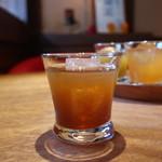 梅酒バー アプリシエ - 毘沙門梅酒 12度