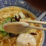 鶏吉出雲 - 料理写真:中華そば~ 鶏チャーシュー