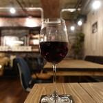 4RESTGARDEN - ☆グラスワイン赤(^◇^)☆