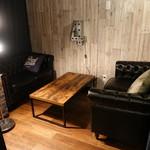 4RESTGARDEN - ☆個室風なソファ席☆