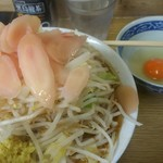ラーメン二郎 - ラーメン(700円)
