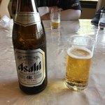 東海カントリークラブレストラン - アサヒ瓶ビール