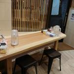 新潟発祥 なおじ - テーブル席(椅子)