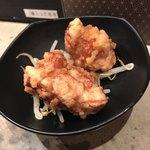 島田製麺食堂 - 唐揚げ2個160円