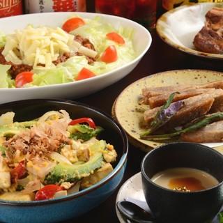 ★琉球料理伝承人が作るカラダに優しい無添加の琉球料理♪