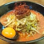 タンメンしょうや - 料理写真:2017年冬新発売の「佐辛タンメン」佐倉タンメンの激辛版。早くもリピーター続出。辛さの奥に旨みがしっかり効いて、大人気です。