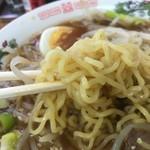 新新餃子 - 縮れタイプの業務用中華麺