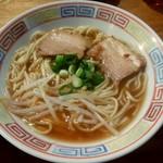 3738 - 中華そば・太麺