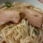 3738 - チャーシュート太麺
