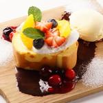 ロールケーキ〜AMARANTI style〜