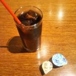 チャオベッラ - アイスコーヒー(*´>ω<`*)