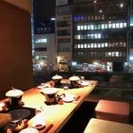 博多の砦 会席・日本料理 和食華彩都 - 内観写真: