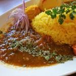spice curry & dining Cumin's - 牛すじと九条ねぎのカリー