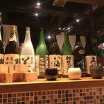 咲椀 - お酒も豊富