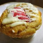 元町 カップベイク カフェリコ - ストロベリースペシャル 苺と豆乳カスタード