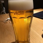 しゃぶ焼 ふくのや - 生ビール