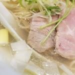 麺処まるは RISE - スープ