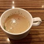 76CAFE - スープ