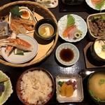 銀座 らん月 - ❁京風お楽しみ御膳*季替り お昼の和定食¥1,950+税2018/02/24(土)