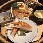 銀座 らん月 - 【お昼の和定食_ ¥1,950+税】 2018/02/24(土)