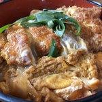 いわお食堂 - 料理写真:カツ丼
