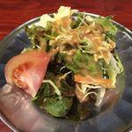 八戒 - サラダ(カレーセット)