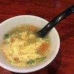 八戒 - スープ(カレーセット)