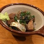 石垣 - 料理写真:ゴマサバ