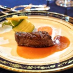 レストラン シャンボール - ■牛フィレ肉のグリエ