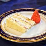 レストラン シャンボール - ■ウエディングケーキ