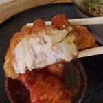 ランチハウス - 鶏唐揚げ(160円)