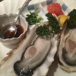 牛たんの一仙 - 気仙沼の牡蠣