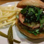 Burgers Cafe I-FIVE  - ポパイバーガー
