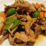81459962 - セセリの季節野菜炒め