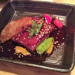8146403 - 金ごま豆腐の濃厚ステーキ 780円