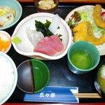 三々亭 - 日替わり定食880円