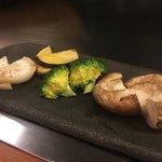 81460296 - 焼き野菜