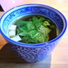 京都 中勢以 月 - 料理写真:スープ