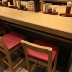 81462148 - (内観)大テーブルカウンター席