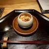 味処よこゐ - 料理写真:蟹と湯葉の温かい先付け