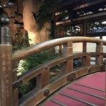 Taiyoshihyakuban - 住吉大社の反橋