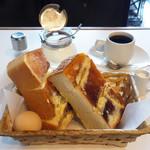 ヴィオレ - トーストセット