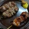 いろは - 料理写真:カシラ、タン、レバー(各90円)