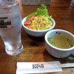 Revo - スープ&サラダ